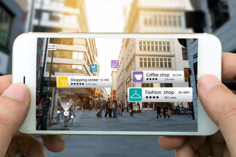 Let's Not Forget: Augmented Reality